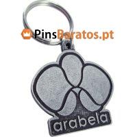 Fabricantes de porta chaves promocionais para Arabela