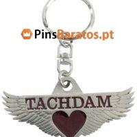 Fabricantes de porta chaves promocionais com logotipo