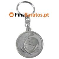 Fabricantes de porta chaves promocionais com logotipo personalizado