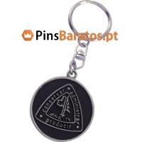 Fabricantes de porta chaves promocionais com logotipo personalizado Administrar