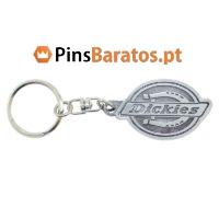 Porta chaves promocionais com logotipo Dickies