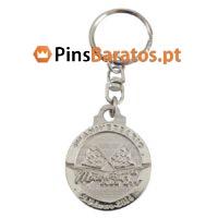 Porta chaves promocionais com logotipo Aniversario 1
