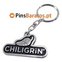 Porta chaves personalizados em metal
