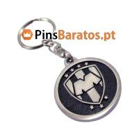 Porta chaves personalizados em escudo