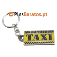 Porta chaves personalizados Taxi