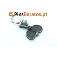 Porta chaves personalizados Tennis