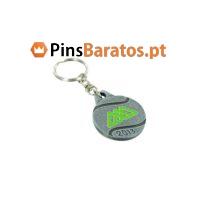 Porta chaves personalizados Padel