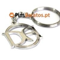 Porta chaves personalizados com logotipo