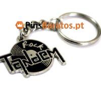 Porta chaves personalizados Rock