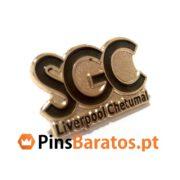 Pins personalizados Liverpool Chetumal