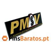 Pins promocionais PMSV