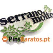 Pins personalizados Serrano Molto