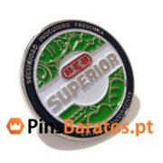 Pins personalizados Superior