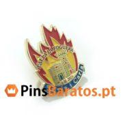 Pins personalizados Falla La Foguera