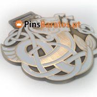 Medalhas personalizadas competição Dragon