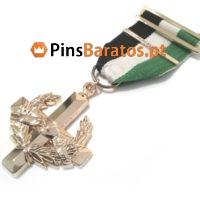 Medalhas personalizadas Militar