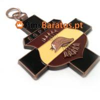 Medalhas personalizadas Guerra