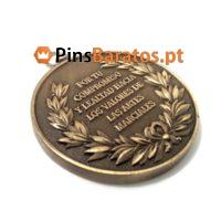 Medalha personalizada Artes marciais