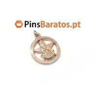 Medalha personalizada Virgem