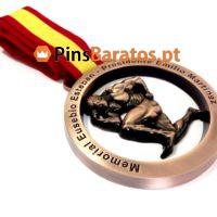 Medalhas personalizadas de Prémios de torneios e competições de Body Building
