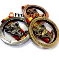 medalhas competiciones