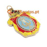 Medalhas personalizadas Musica