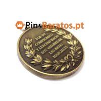 Medalhas personalizadas Artes Marçais